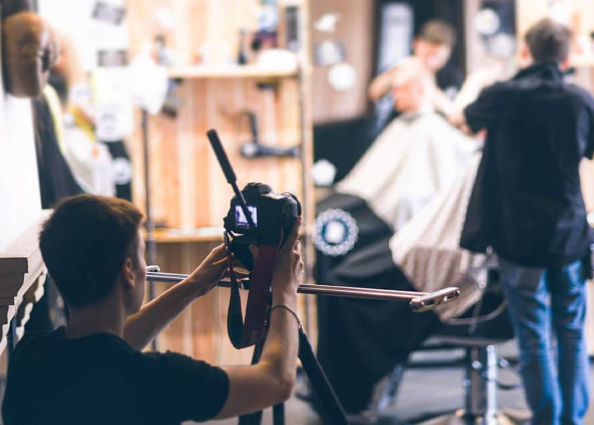 Фото и видеосъемка на клиентских мероприятиях