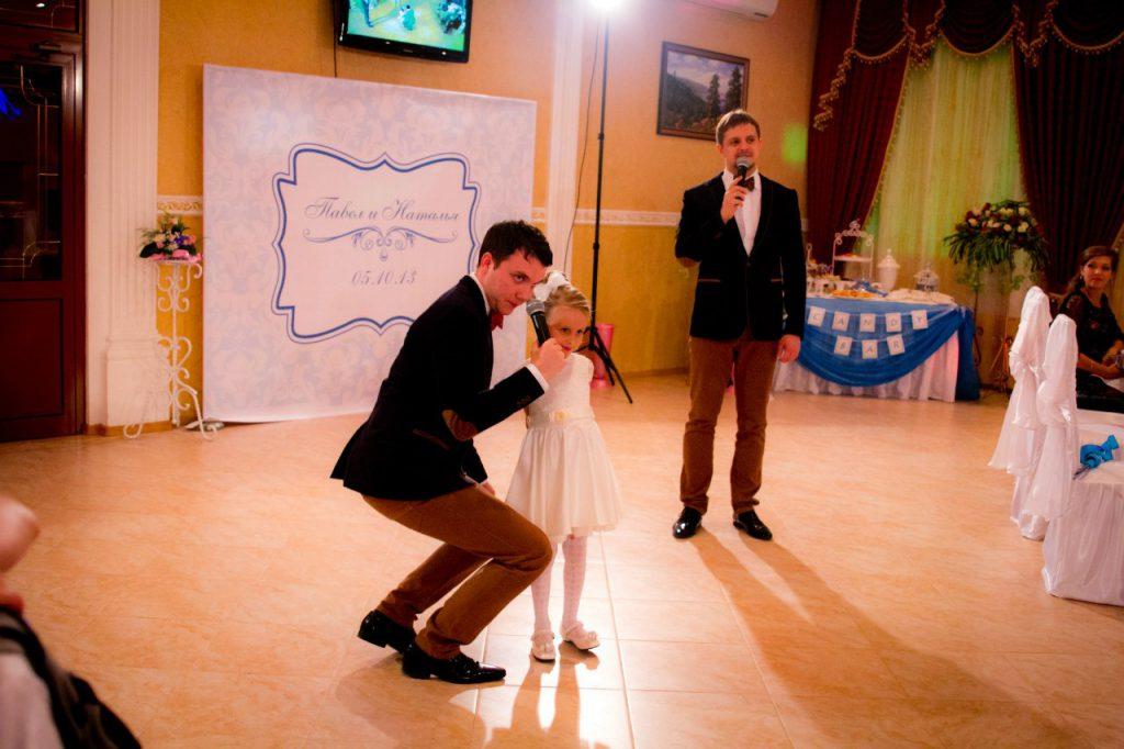 Снимок со свадьбы